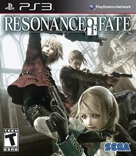 Resonance of Fate [PlayStation 3 PS3 Sega Atlus RPG Action] Brand NEW
