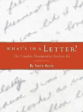 What's in a Letter?: The Complete Handwritting Analysis Kit (Past & Present)