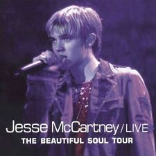 Live: The Beautiful Soul Tour by Jesse McCartney (CD, Nov-2005, Hollywood)