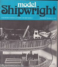 Model Shipwright Volume IV  (Conway 1977 1st) includes Nos 13-16