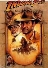 Harrison Ford Sean Connery Indiana Jones Last Crusade DVD 2008 Steven Spielberg