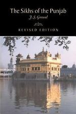 The Sikhs of the Punjab (The New Cambridge History of India), Grewal, J. S., Goo