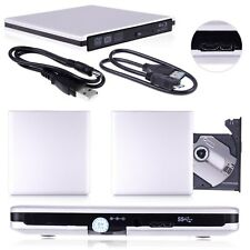 USB 3.0 external Slim Portable Blu-ray Combo DVD/CD burner RW Drive For Laptop