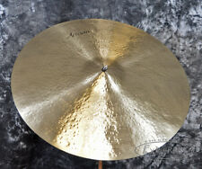 "Sabian Vault Artisan 20"" Light Ride Cymbal A2010 - Fully Hand Hammered"