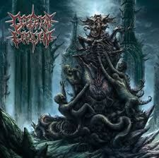 CEREBRAL EFFUSION - Idolatry Of The Unethical Gorgasm Disgorge Katalepsy Vile