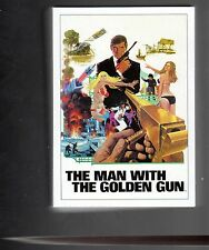 2016 JAMES BOND 007 Classics Man with the Golden Gun Throwback set