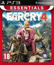 FAR CRY 4 FARCRY 4 PS3 Game (BRAND NEW SEALED)