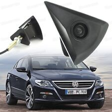 Wide Degree CCD Front View Camera Logo Embedded Waterproof for VW CC 2008-2011