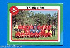 CALCIO FLASH '90 Lampo - Figurina-Sticker - TRIESTINA SQUADRA -New