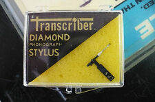 Transcriber Diamond Phonograph Stylus/Needle #116 Electro Voice 2625, 43