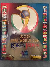 Panini fútbol WM 2002 japón corea del sur - 10 seleccionar imágenes-Top sticker rar