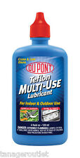 NEW DuPont Teflon Multi-Use Lubricant Squeeze Bottle  4 Oz.