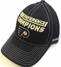 NHL Philadelphia Flyers Reebok Conference Champions Stanley Cup Playoffs Cap Hat