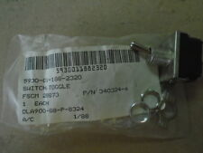 1 EA NOS HOBART TOGGLE SWITCH W/ VARIOUS POSSIBLE APPLICATIONS P/N: 340324-6