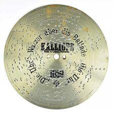 CIS# DIE UHR - Kalliope Blechplatte D 23,5 Spieluhr music box disc 9 1/4''