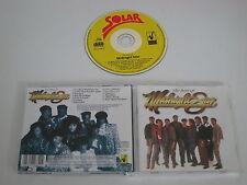 MIDNIGHT STAR/THE BEST OF(SOLAR-SEQUEL RECORDS NEM CD 682) CD ALBUM