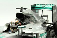 Lewis Hamilton 1:18 2016 Mercedes W07 F1 Model car #44 Brand New, Minichamps