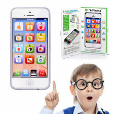 Children Kids Educational English Music Maths Learning Mobile Phone Toy Y-Phone