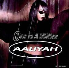 Audio CD The One I Gave My Heart To / One In A Million  - Aaliyah VeryGood
