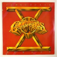 "12"" LP - Commodores - Heroes - B1416 - washed & cleaned"