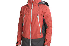 686 Limited Gregory Tech Targhee Snowboard Jacket (L) Brick Heather Twill