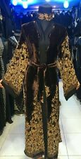 New open front  winter abaya/dress/islamic wear/saudi women dress.size 52.54.56.