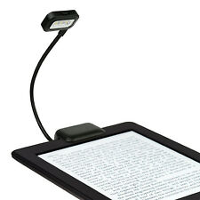 LED Clip-on Desk Lamp For Reading Kindle Laptop Desktop Notebook Ebook Booklight