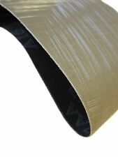 3M Trizact Belts 2370 x 75mm A16 - could be cut down for discs and strips