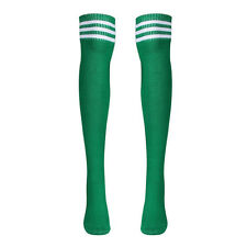 Ladies Socks Retro Knee High TubeThigh High Socks Over Knee Girls Football Socks