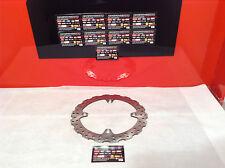 1034W DISCO FRENO ANTERIORE A MARGHERITA HONDA NX DOMINATOR 650 RD02 1990 1991
