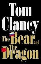 The Bear and the Dragon (Random House Large Print)-ExLibrary