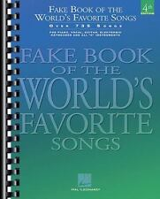 Fake Book of the World's Favorite Songs: C Edition Hl 00240072