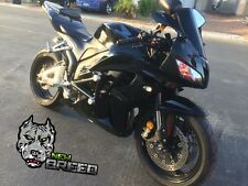 07-12 CBR600rr New Breed Stunt Cage