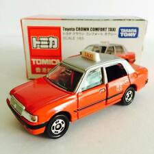 Takara Tomy Tomica Hong Kong Toyota Crown Comfort Taxi ( Red ) - Hot Pick