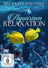 DVD Aquarium Relaxation - Slow Ambient And Lounge TV