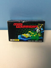 Transformers Igear Mini Warrior Spray BOX ONLY!!!