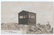 Mt. MONADNOCK NH New Hampshire Tip-Top House  RPPC