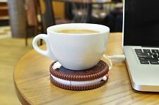 Hot Cookie USB Propulsé stand Cup Warmer bouilloire chauffe
