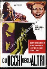 GLI OCCHI DEGLI ALTRI (1965 William Castle) Joan Crowford - DVD NUOVO!