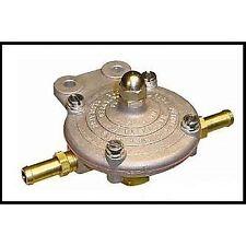 Essence king régulateur de pression de carburant pour carbs 1.5-5 psi + 8mm unions