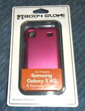 Body Glove Samsung Galaxy S 4G /  Vibrant Pink Smooth Case for T-Mobile