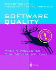 Software Quality: State of the Art in Management, Testing, and Tools-ExLibrary