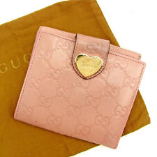 Auth Gucci W Hook Wallet Gucci Shima Women''s used L 1494
