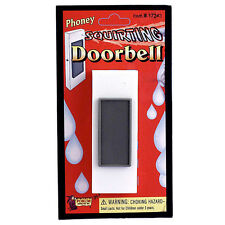 SQUIRTING DOORBELL PHONY GAG JOKE PRANK NOVELTY TRICK MAGIC TOY GAME KIDS PARTY