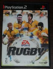 PS2. Rugby (PAL EUR/AUS) Sony Playstation 2 Game