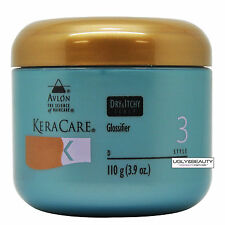 KeraCare Dry & Itchy Scalp Glossifier 110 g / 3.9 Oz with Free Gift