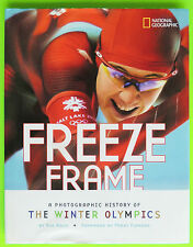 Freeze Frame Photographic History Winter Olympics Sue Macy National Geographic
