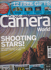 DIGITAL CAMERA WORLD MAGAZINE UK #175 APRIL 2016, WITH 12 FREE GIFTS SEALED.