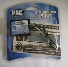 PAC TR-4 Car Audio Amp Turn on Pop Eliminator Remote Turn On TR4 Trigger Module