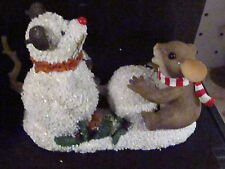 Charming Tails YOU'RE THE BEST FRIEND I'VE EVER MADE 87/139 Snowman